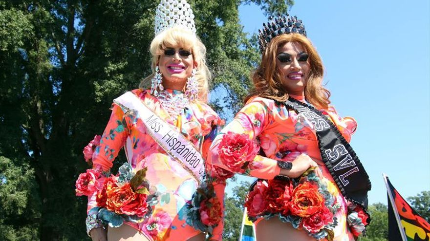 Festival del Orgullo Gay en EE.UU. reclama abolir una ley contraria a los transexuales