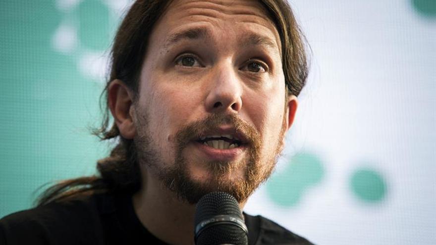 Iglesias niega una clave estatal en la ruptura de Podemos con García-Page