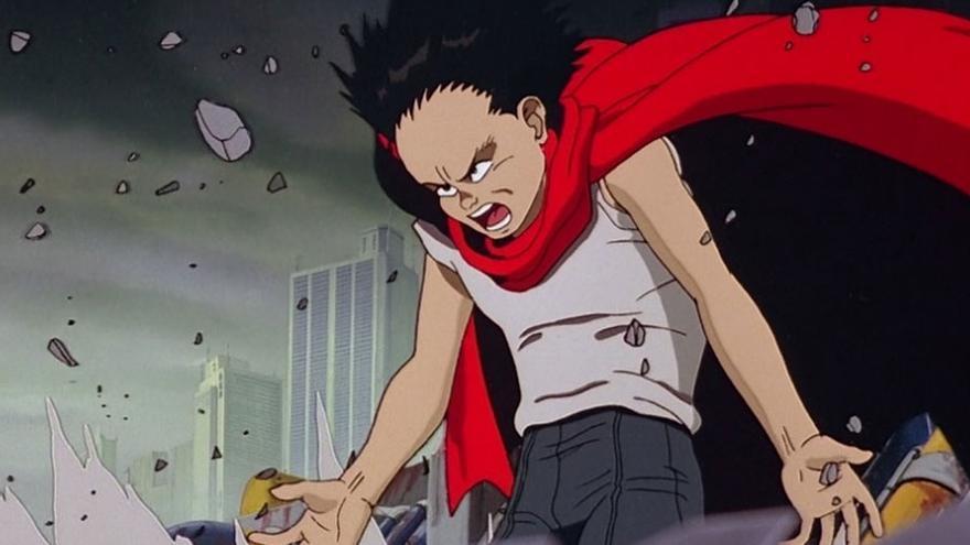 Tetsuo Shima, personaje de 'Akira'