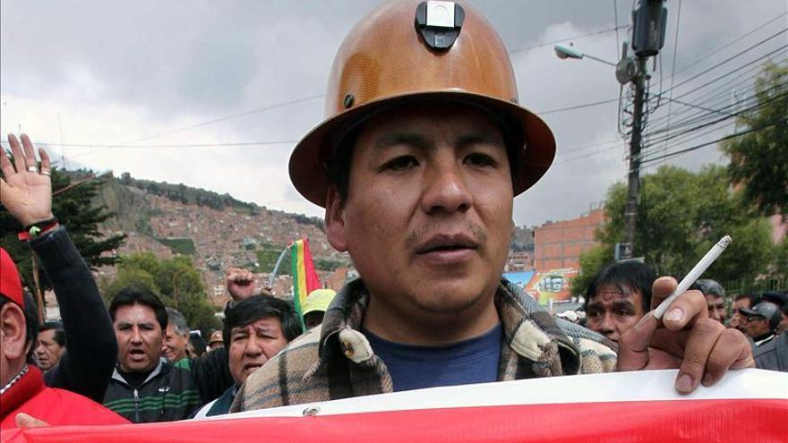 Central Obrera desiste de tener partido propio y decide alianza con Morales
