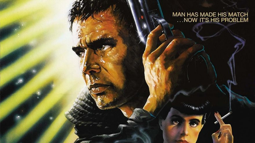Cartel de 'Blade Runner'