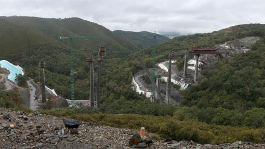 Bruselas aportará 226 millones de euros a un tramo del AVE en Galicia