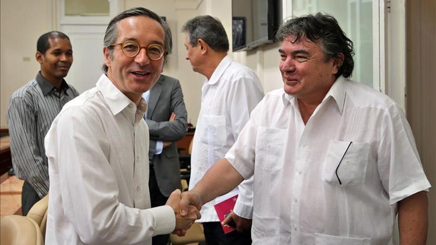 España y Cuba buscan impulsar un convenio bilateral de cultura