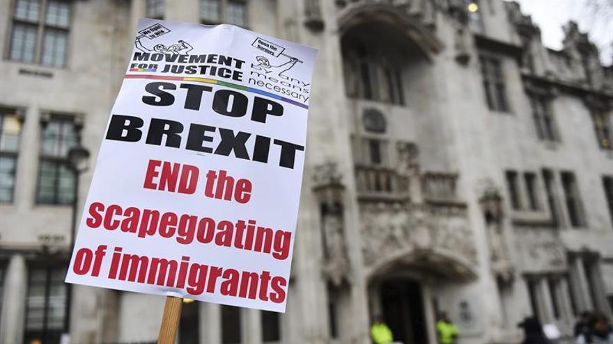 """El """"brexit"""" ha dañado la imagen del Reino Unido entre la juventud europea"""