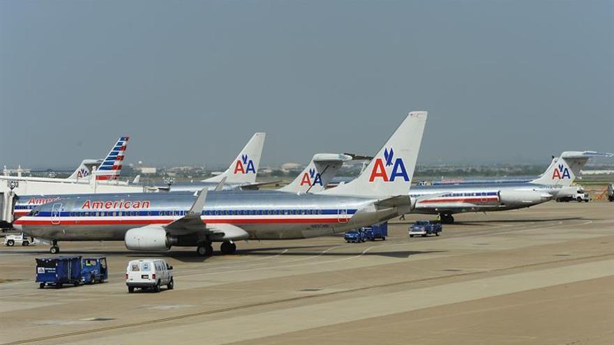 American Airlines cesa sus operaciones desde el aeropuerto de Bruselas