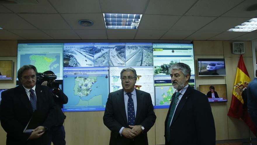 """Zoido tras las últimas operaciones antiyihadistas: """"No tenemos ningún indicio de atentando en España"""""""