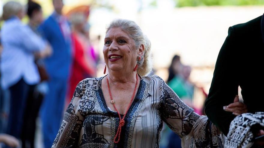 La cantante María Jiménez, en estado grave en la UCI de un hospital de Cádiz