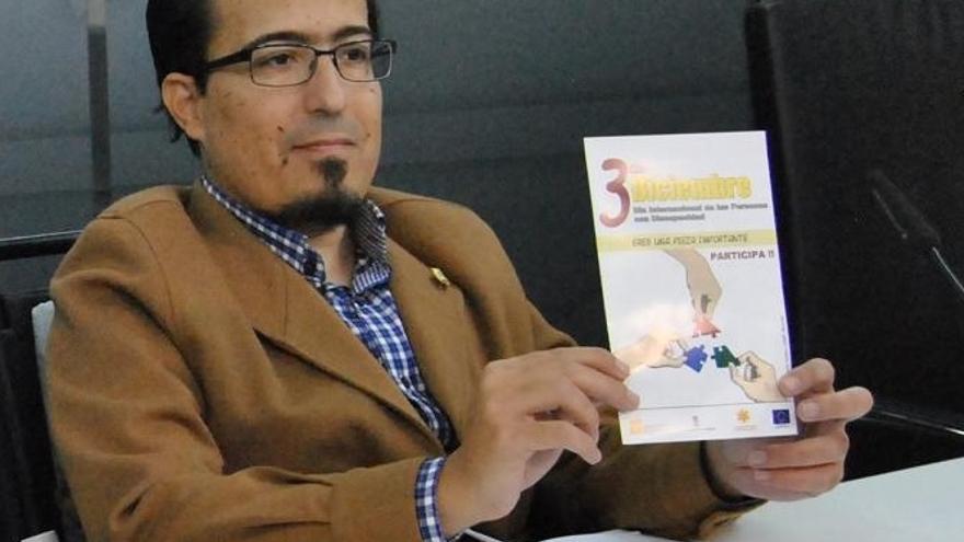 Federico Pozuelo ocupará el acta de Javier Cuenca como concejal. Foto: Ayuntamiento de Albacete