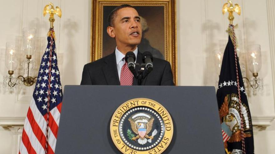 Obama será recibido por el Papa el 27 de marzo en el Vaticano