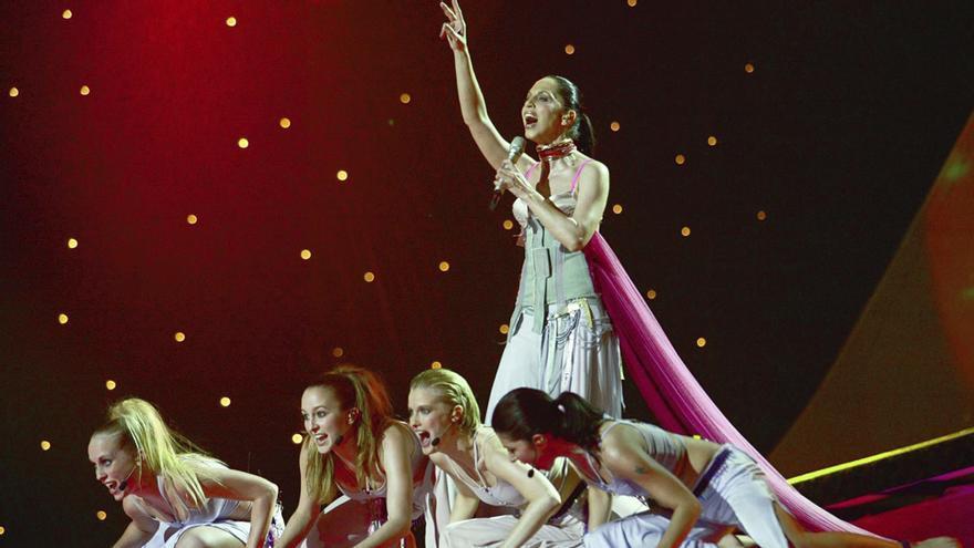 Setab Erener, única ganadora turca en Eurovisión 2003