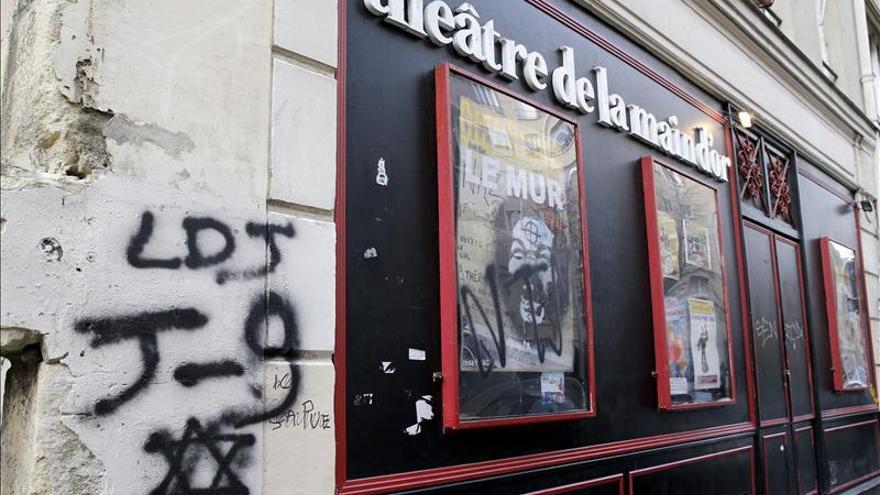 El Tribunal francés autoriza un espectáculo del polémico cómico Dieudonné en Nantes