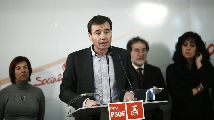 """Gómez apuesta por que el PSOE entre en el Gobierno de coalición de la capital y rechaza """"arrasar"""" con candidatos"""