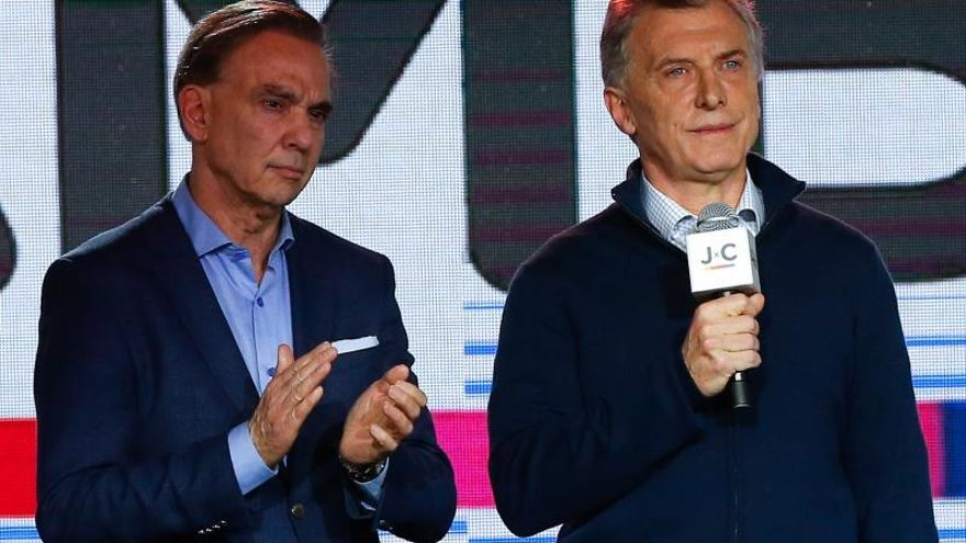 """El candidato de Macri atribuye el fiasco electoral a un """"castigo de la clase media"""""""