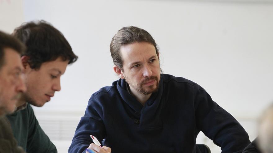 """Iglesias rebaja el tono de sus críticas al pacto antiyihadista y pide reunión conjunta """"sin etiquetas"""""""