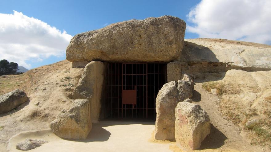 Los Dólmenes de Antequera esperan la decisión para convertirse en Patrimonio Mundial de la Unesco