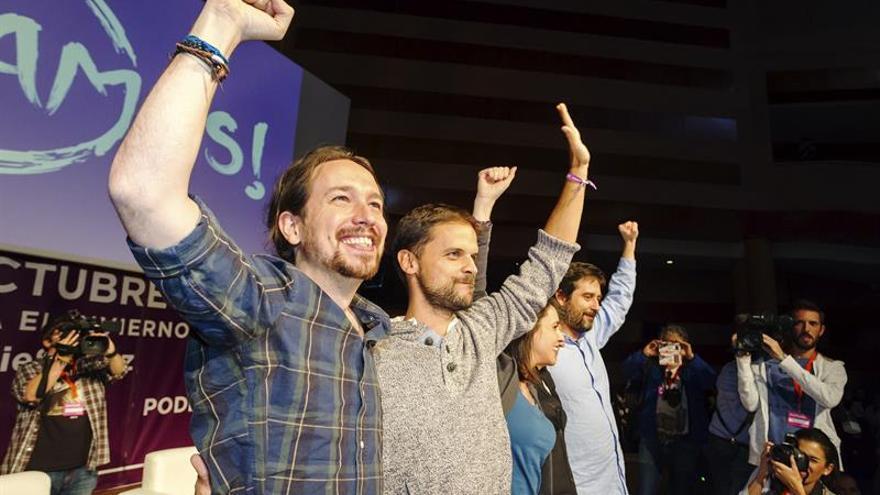 Iglesias: Sobre el PSOE recaerá entregar el Gobierno al partido más corrupto
