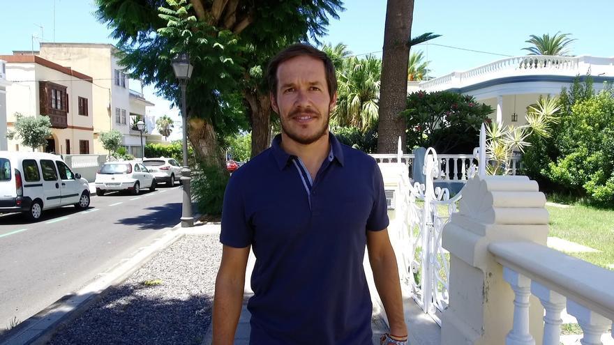 Mariano Hernández Zapata, concejal de Hacienda del Ayuntamiento de Los Llanos de Aridane