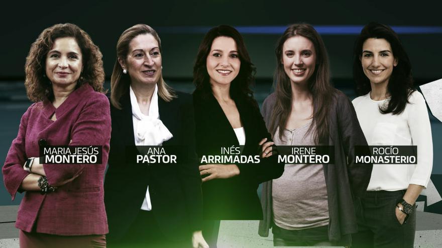 Ana Pastor modera hoy 'El Debate 7N: Última oportunidad'