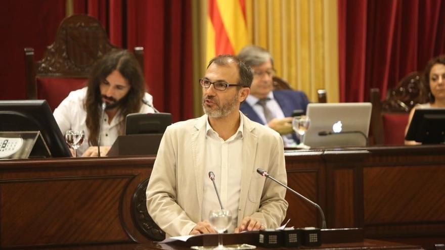 El Parlament balear rechaza reprobar al vicepresidente Biel Barceló por la crisis de los contratos de MÉS
