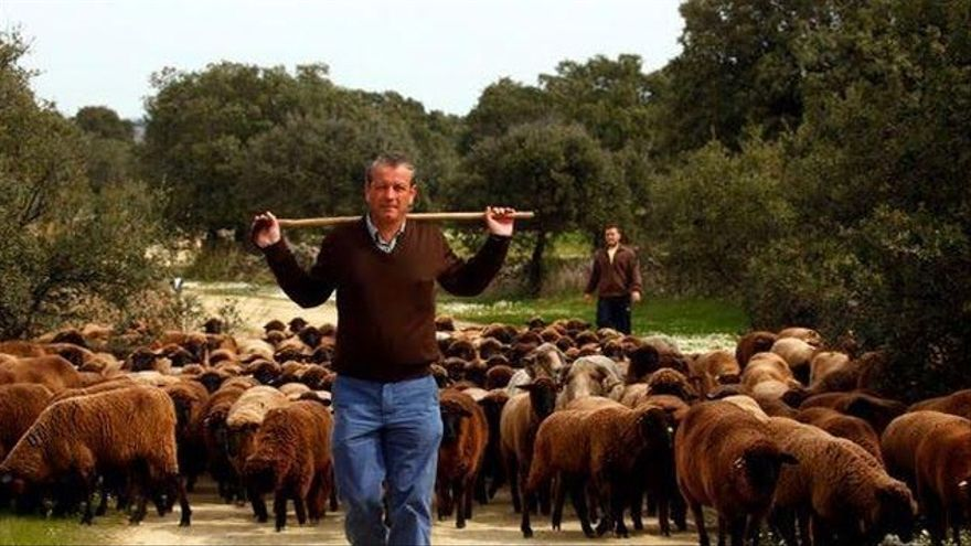 Ha sido galardonado por ser uno de los mayores defensores de la ganadería extensiva y trashumante / www.upa.es