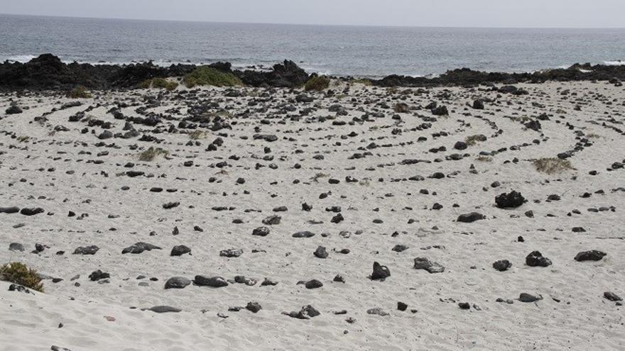 Piedras en Caletón Blanco