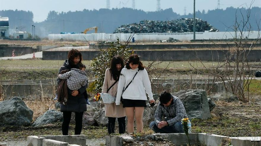 El último terremoto en Fukushima provocó pérdidas de agua en centrales nucleares