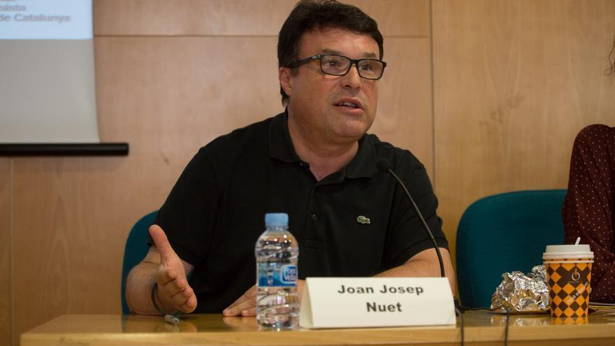 Joan Josep Nuet (EUiA) / ENRIC CATALÀ