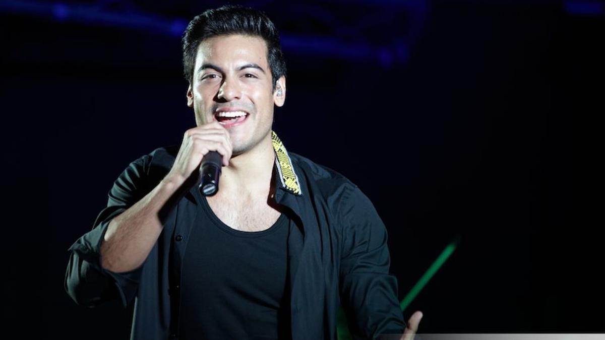Carlos Rivera, en concierto