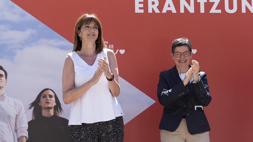 """Mendia previene contra los nacionalismos: """"Solos no salimos de ésta, ni Euskadi ni España ni Francia"""""""