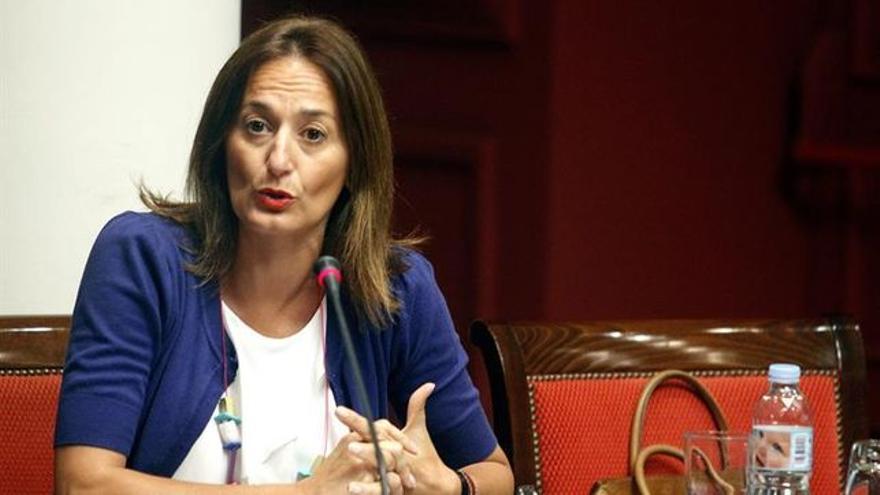 Águeda Montelongo. Presidenta del PP de Fuerteventura