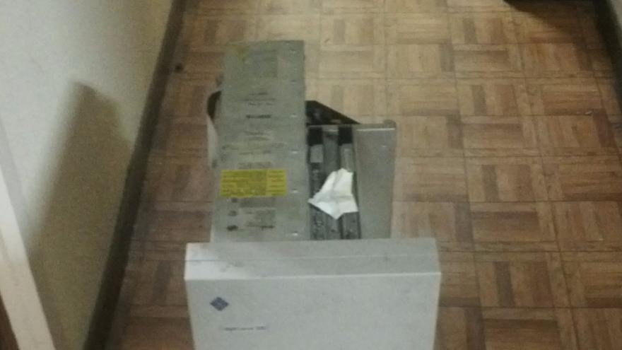 Montserrat también guarda viejos servidores de Sun Microsystems (Imagen: RedIRIS)