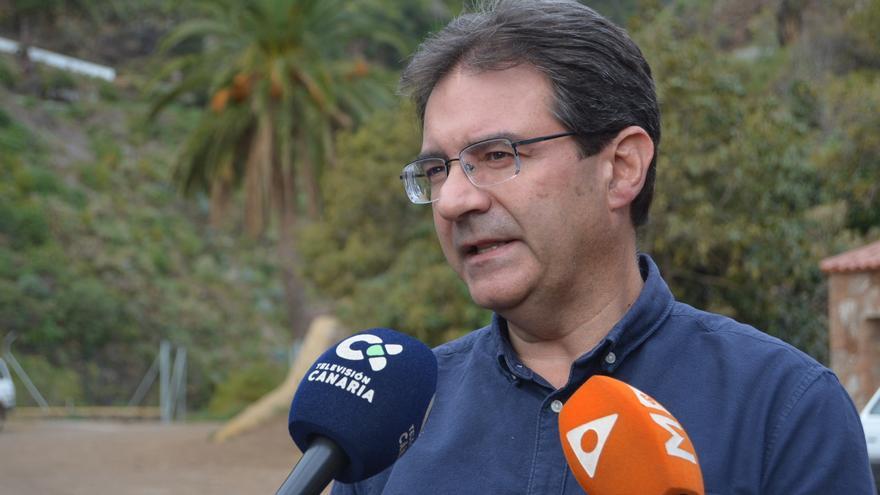 """José Adrián Hernández: """"El acuerdo alcanzado en Europa sobre el POSEI es vital para el campo palmero"""""""