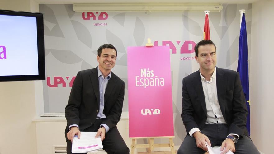 UPyD propone una prestación universal de 100 euros mensuales por hijo a cargo hasta los 18 años