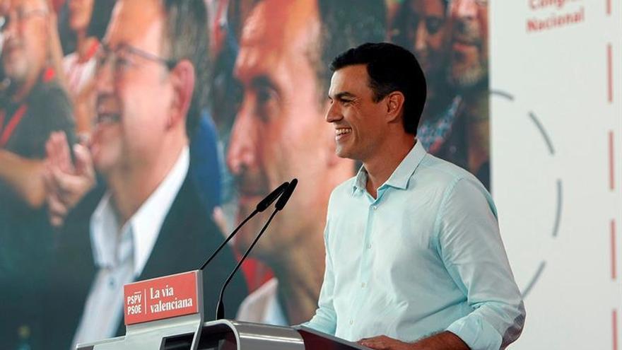 Sánchez: Rajoy es un contorsionista que esconde la cabeza con la corrupción