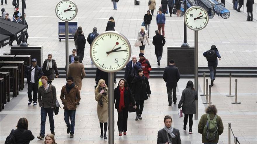 La Bolsa de Londres sube el 0,30 por ciento a media mañana