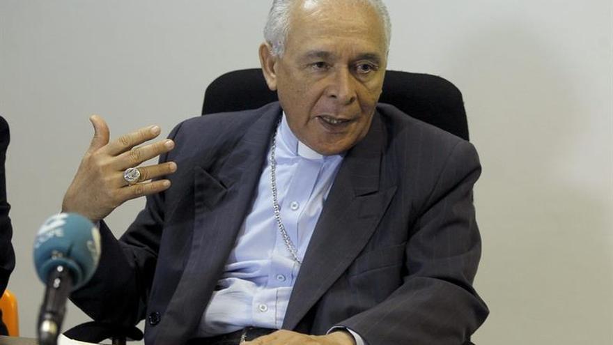 """La Iglesia católica ofrece sus """"buenos oficios"""" para el diálogo en Venezuela"""