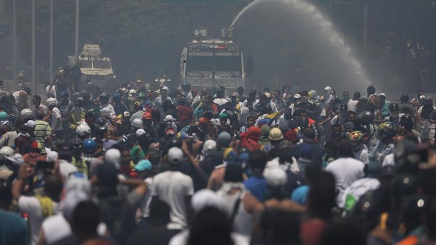 La CIDH se reúne de urgencia para analizar la situación en Venezuela