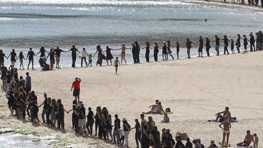 De la protesta en Arrecife #2