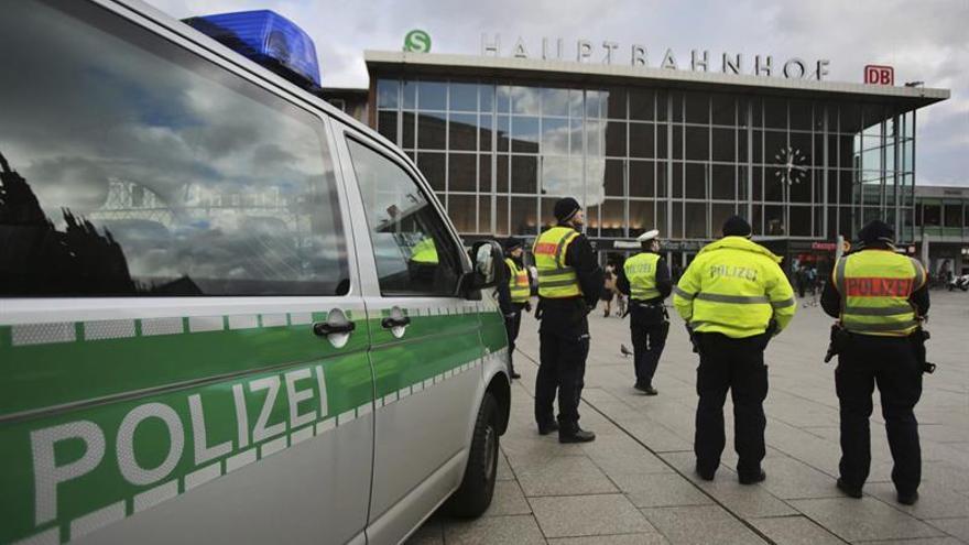 Detenido en Colonia un sirio de 16 años con presuntos vínculos con el EI