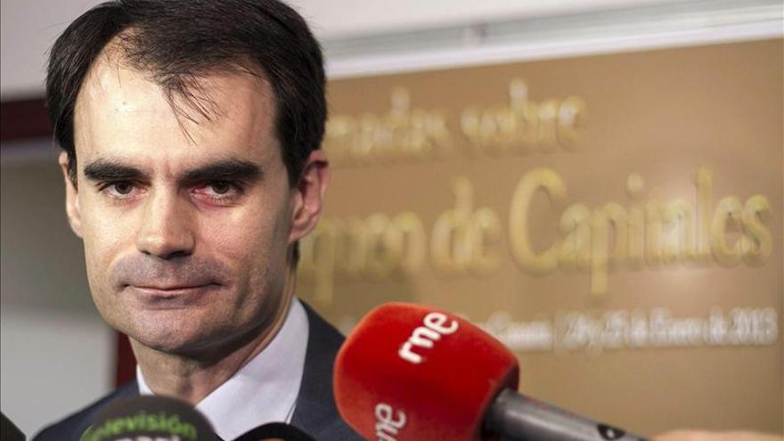 """El juez Pablo Ruz dice que """"la cooperación internacional termina dando sus frutos"""""""