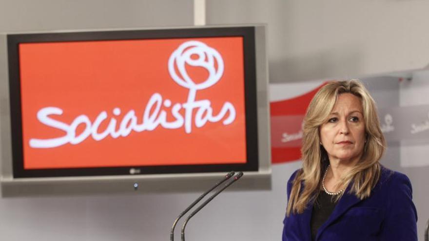 Trinidad Jiménez dice que PSOE no se arroga superioridad moral sobre aborto