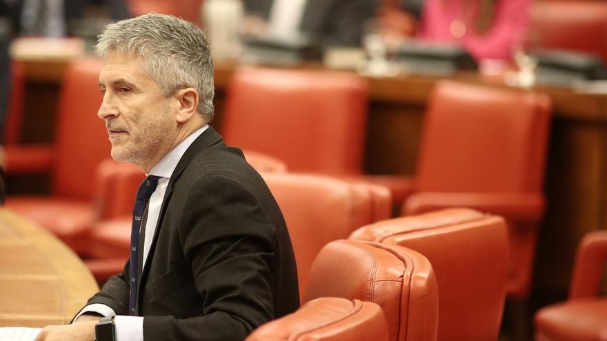"""Marlaska avisa de que la Mesa del Parlament puede incurrir en """"desobediencia al TC, como mínimo"""""""