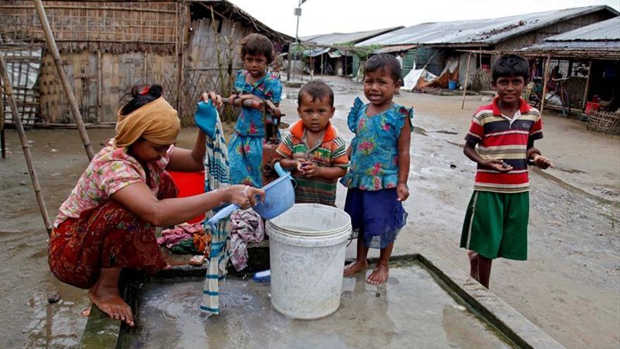 La ONU urge al gobierno de Myanmar a acabar con la discriminación de los rohingyas