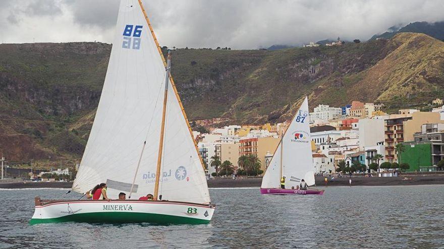 El Trofeo Gobierno de Canarias de Barquillos de Vela Latina se celebra el sábado