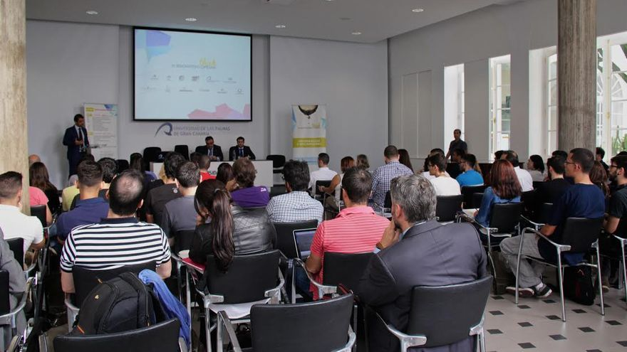 Presentación del evento 'Think in Innovation'.