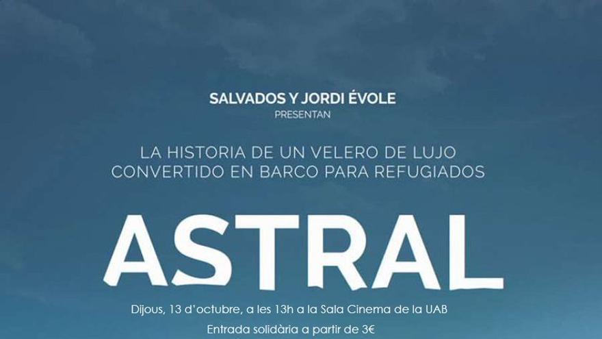 póster de Astral