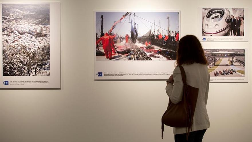 La Agencia Efe, cincuenta años de imágenes bajo el sol de Andalucía