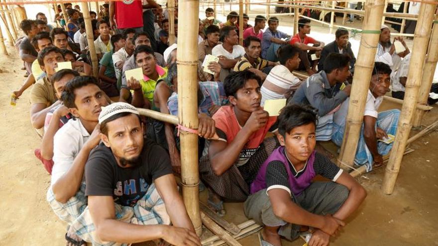 La FAO reclama fondos de apoyo a los rohinyás en Bangladesh por el monzón