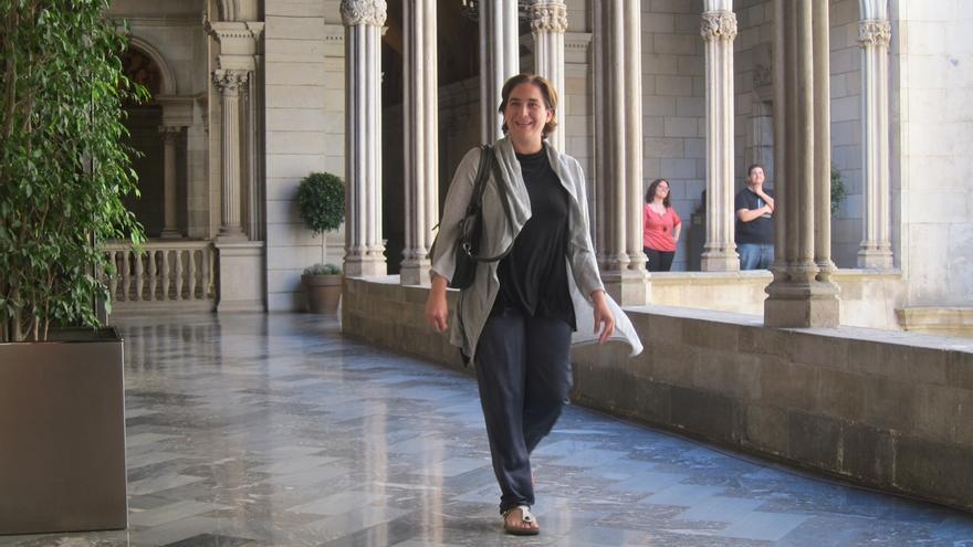 """Ada Colau sobre el referéndum: """"La unilateralidad no es efectiva"""""""