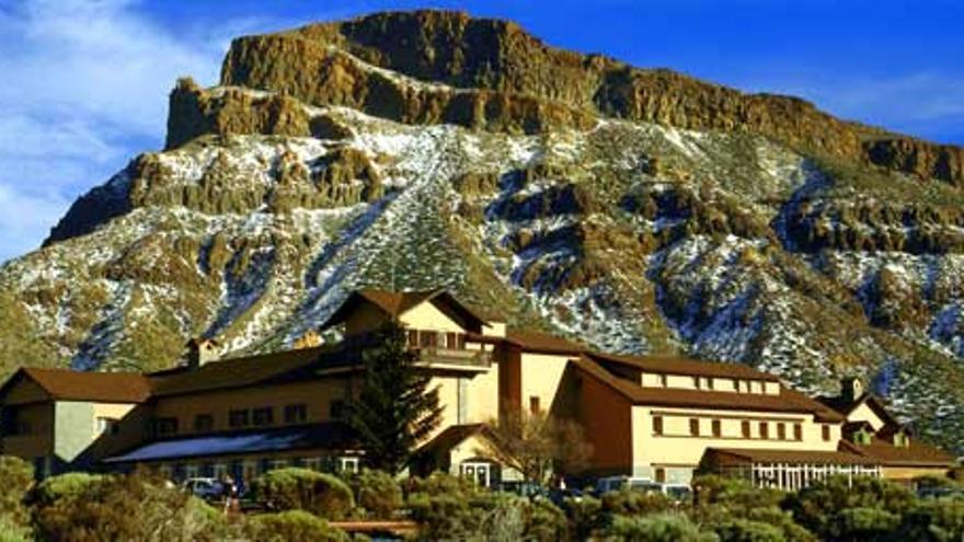 Parador de Las Cañadas del Teide,